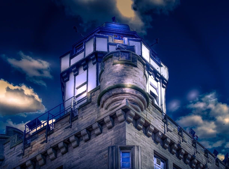 Камера-обскура и мир иллюзий, Эдинбург