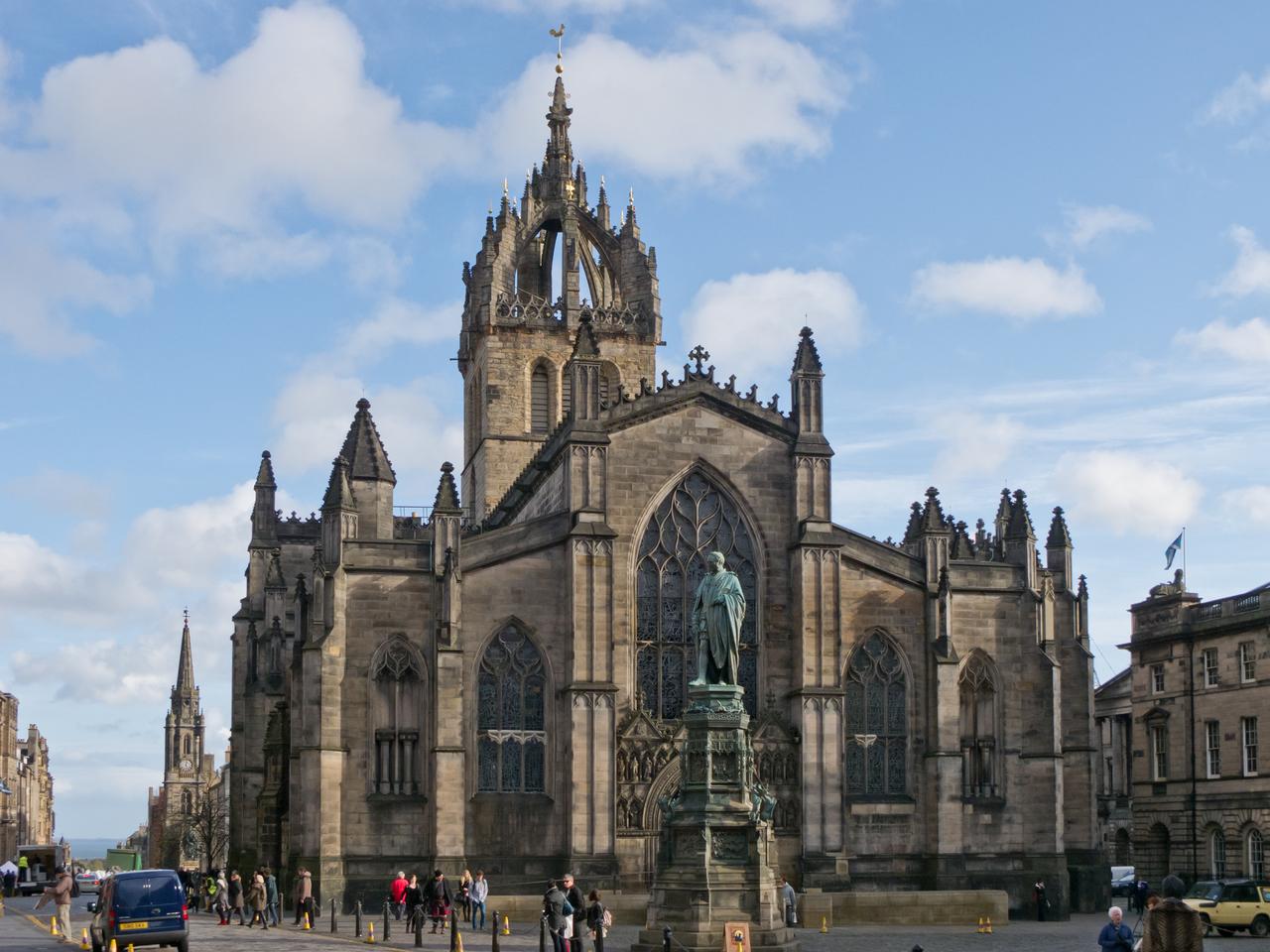 Собор Святого Эгидия (Сент-Джайлс), Эдинбург