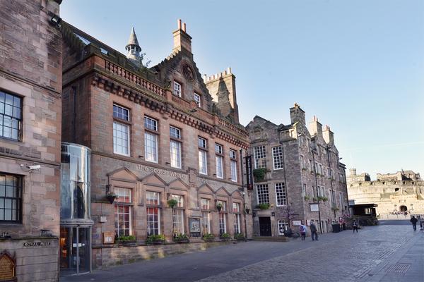 Шотландский центр наследия виски, Эдинбург