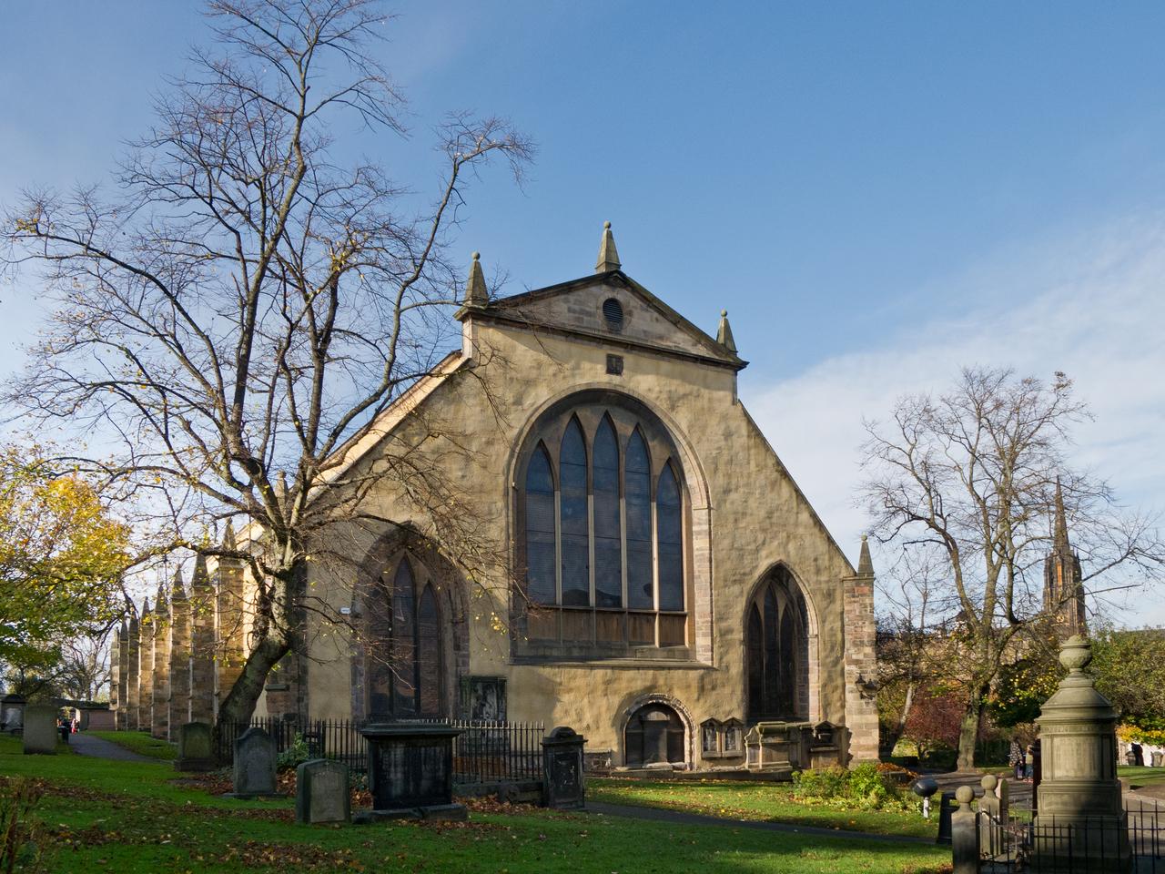 Церковь францисканцев, Эдинбург