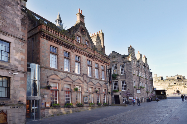 Шотландский центр наследия виски